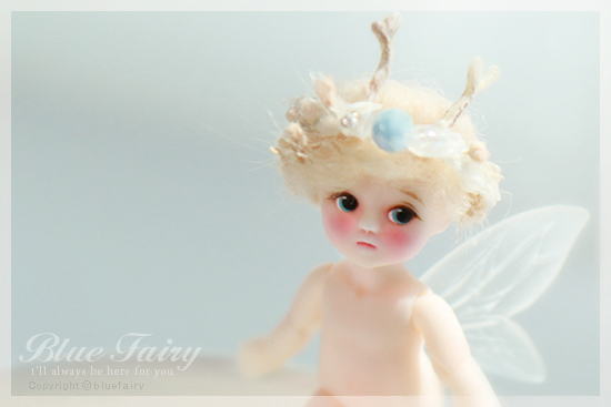 Nano doll from Bluefairy