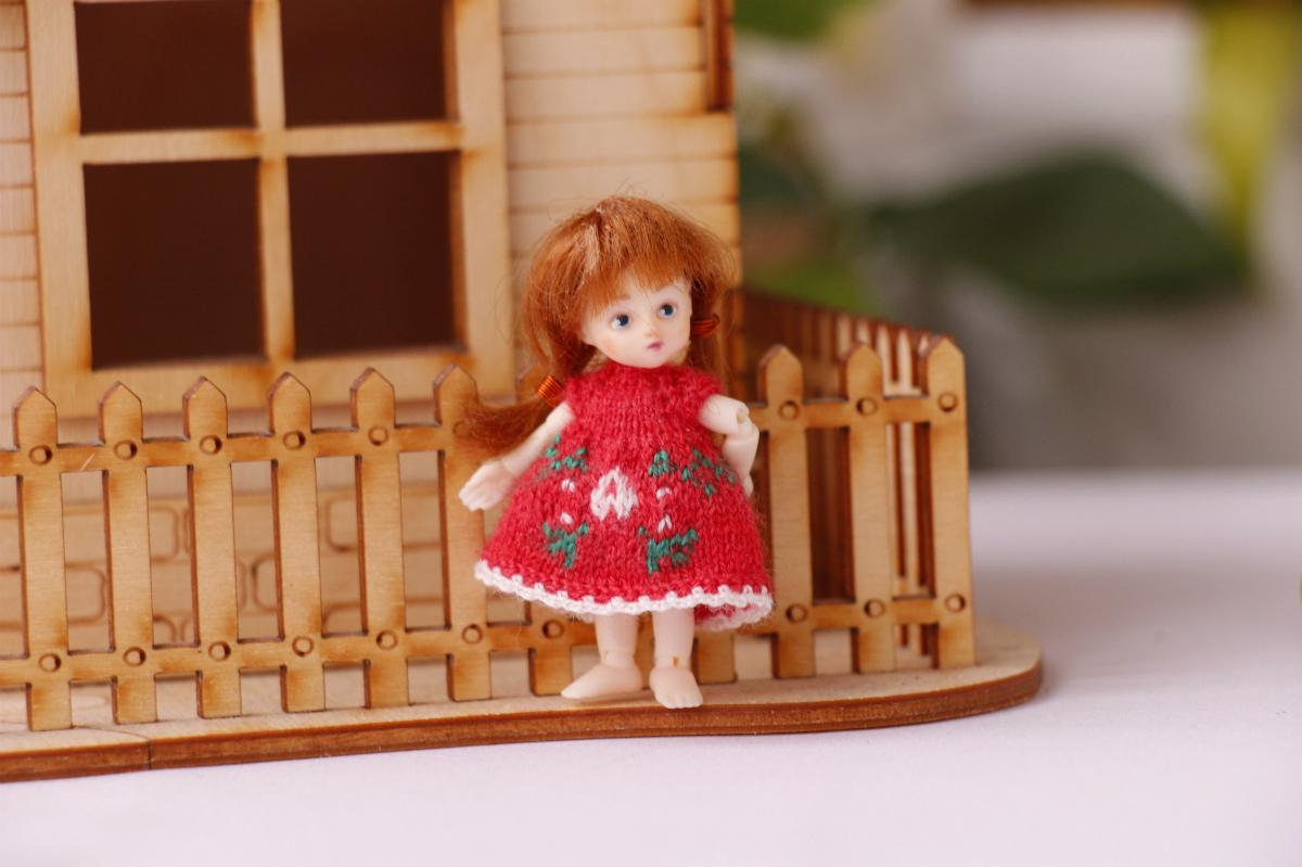 Nano Fairy miniature doll