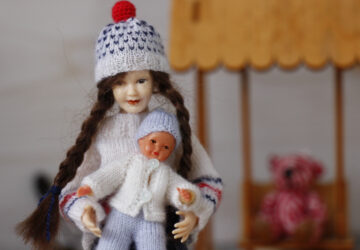 """World of """"Caco dolls"""" from Fritz Canzler"""