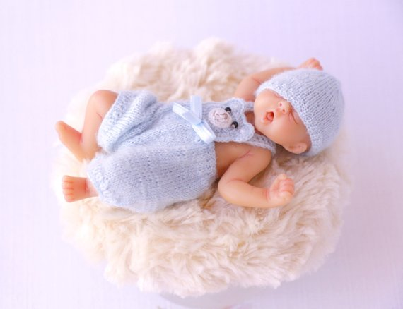 Camille Allen Miniature baby world
